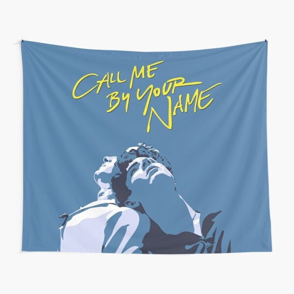 Call Me by Your Name Tapestry