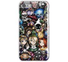 character the legend of zelda iPhone Case/Skin