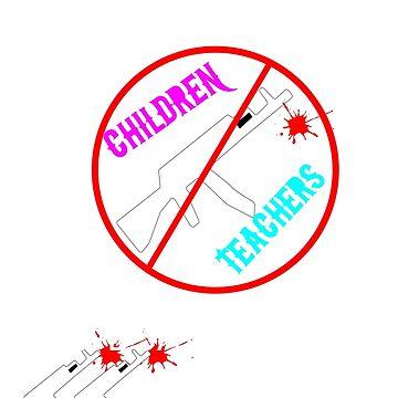 stop killing children and teachers by kaunjunetwork