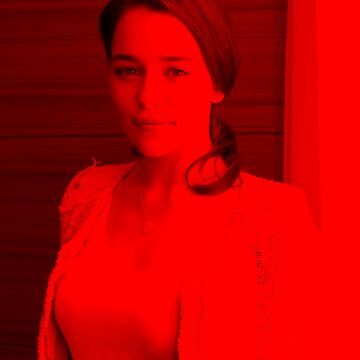 Emilia Clarke - Celebrity by Powerofwordss