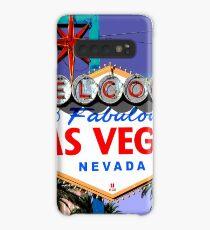 Las Vegas Sign Case/Skin for Samsung Galaxy