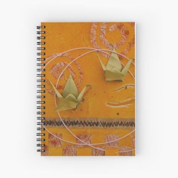 Wind Was Their Friend Spiral Notebook