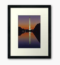 DC Framed Print