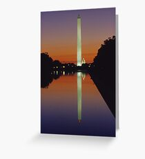 DC Greeting Card