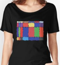 Childhood Colours Women's Relaxed Fit T-Shirt