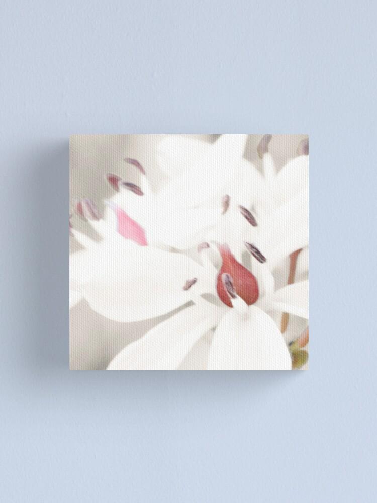 Alternate view of Pastel Milkmaids Canvas Print