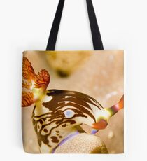 Nudi Taking a Bow Tote Bag