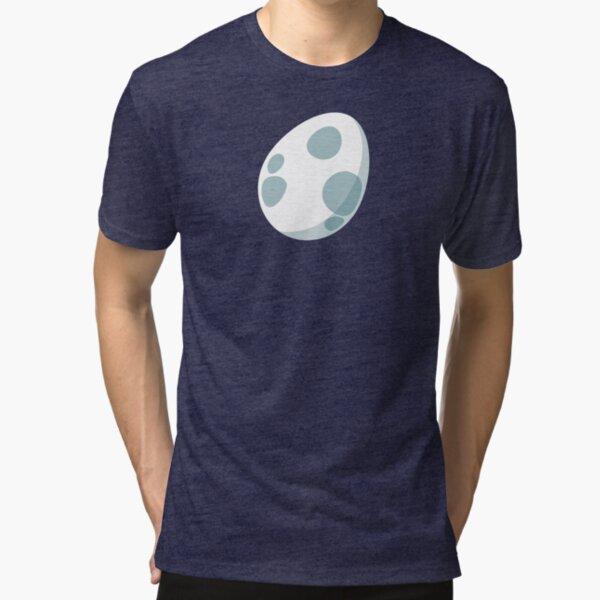 Dododex Egg Logo (Taming Calculator for Ark: Survival Evolved) Tri-blend T-Shirt