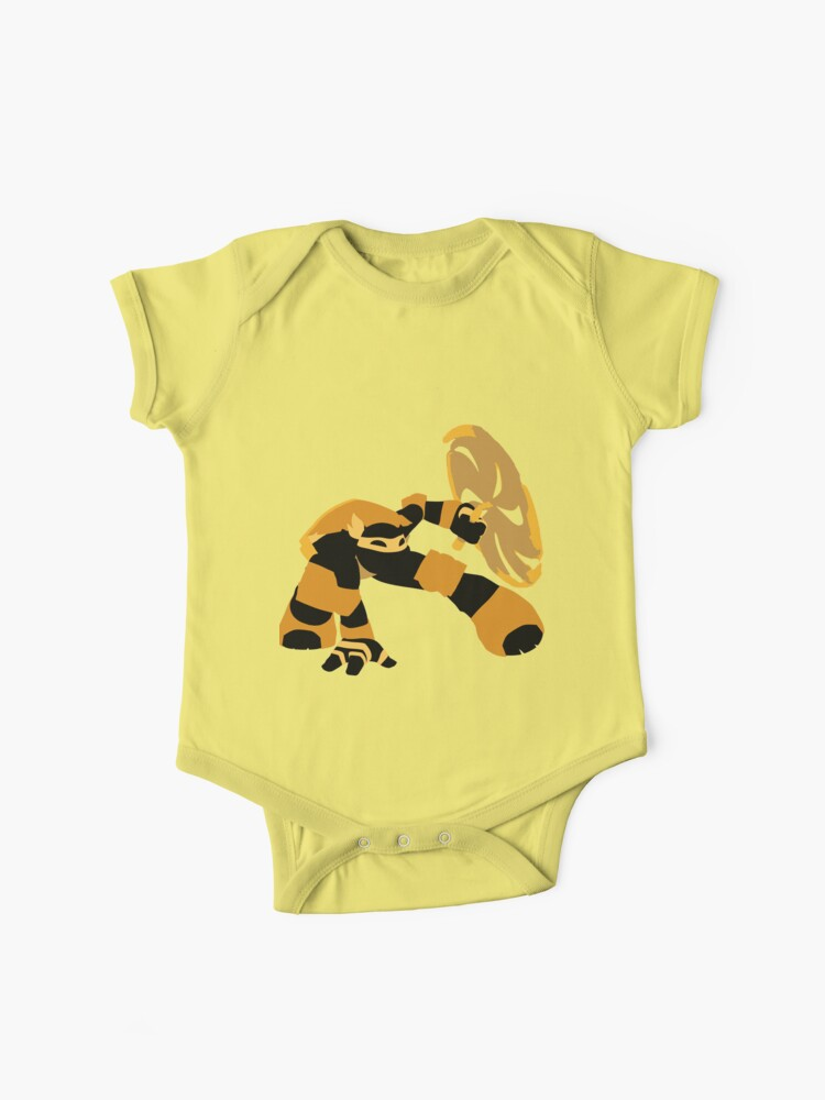 TEENAGE MUTANT NINJA TURTLE INFANT ONE PIECE T Shirt Newborn Michelangelo NEW!!