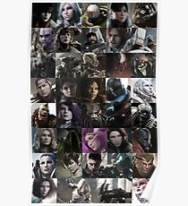 Paragon Heroes Poster