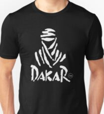 Rally Dakar Paris Merch Unisex T-Shirt