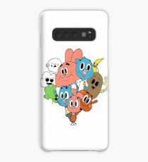 The Amazing World Of Gumball Case/Skin for Samsung Galaxy