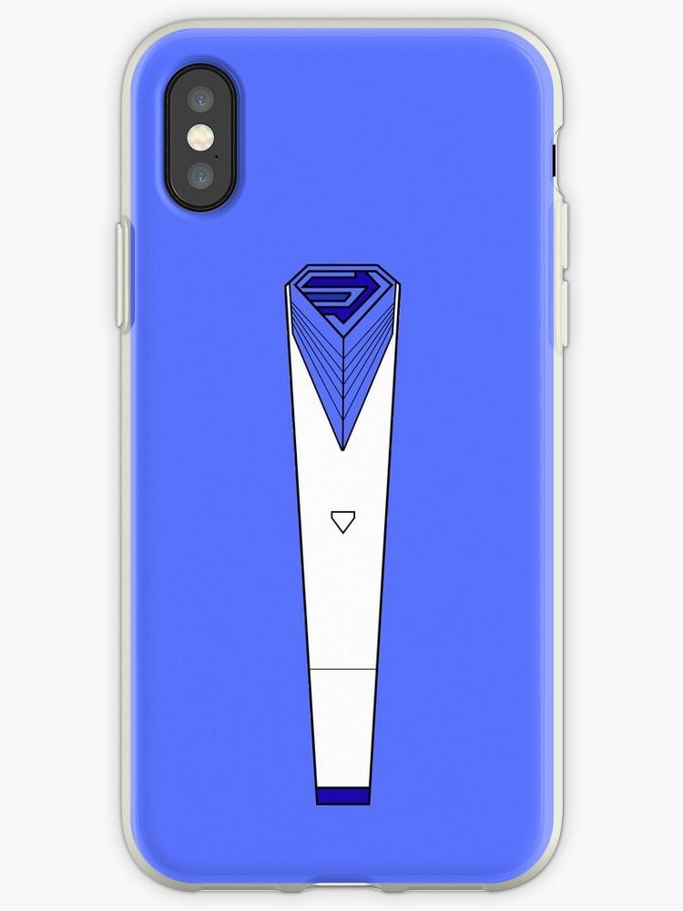 'Super Junior | Lightstick' iPhone Case by cyberlatte