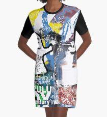 21st Century Fox Graphic T-Shirt Dress