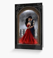 Scarlett & Julian Greeting Card