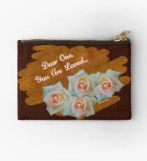 Dear One ~ You Are Loved Zipper Pouch