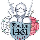 Towton Arrow 2017 design by TowtonBattleSoc
