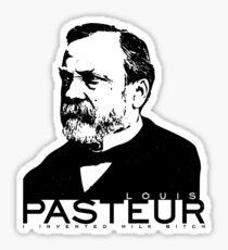 Louis Pasteur Sticker