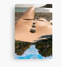 Seeing Is Bellyving Canvas Print