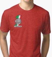 Cagiva Elefant One small Tri-blend T-Shirt