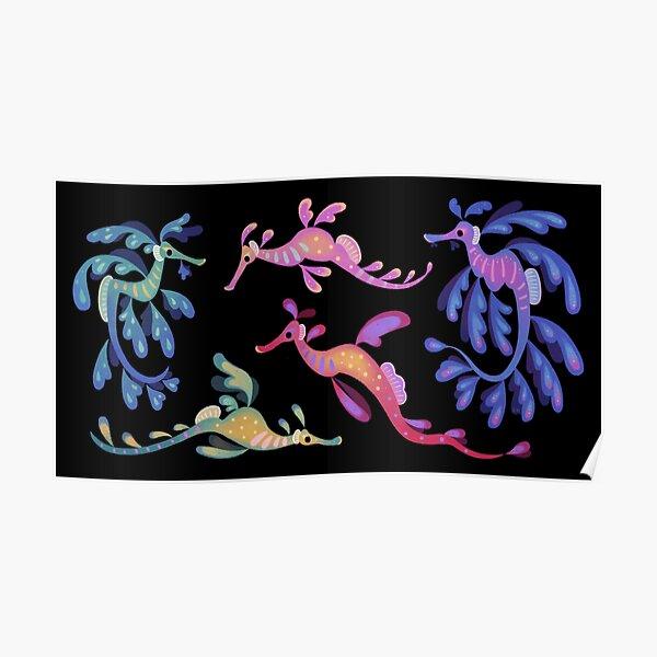 Sea dragons Poster