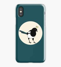 King Magpie iPhone Case/Skin