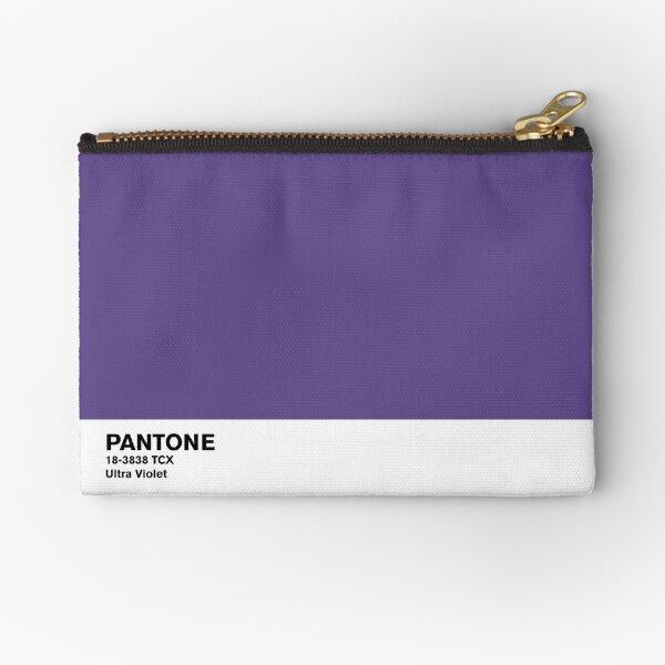 Ultra Violet Pantone Zipper Pouch