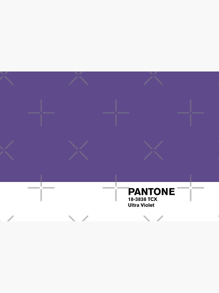 Ultra Violet Pantone by coverinlove