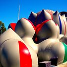 Alien architecture by Peter Krause