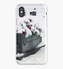 Cold Ground iPhone Case/Skin