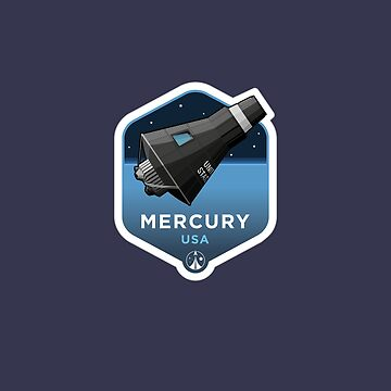 Space Race Series - MERCURY by TheHighFrontier