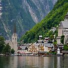 Hallstatt Austria  by Sekans