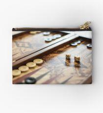 Backgammon Studio Pouch
