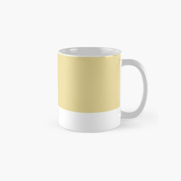 Pineapple Slice Pantone Classic Mug