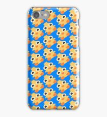Blue Ducky Momo  iPhone Case/Skin
