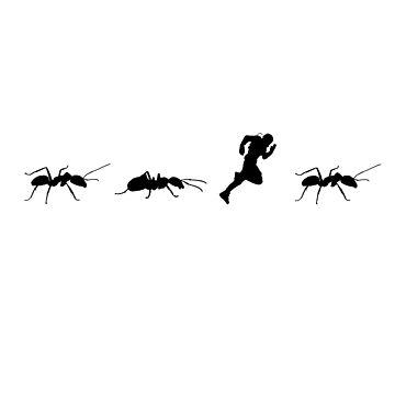 Ant Man  by Jenik