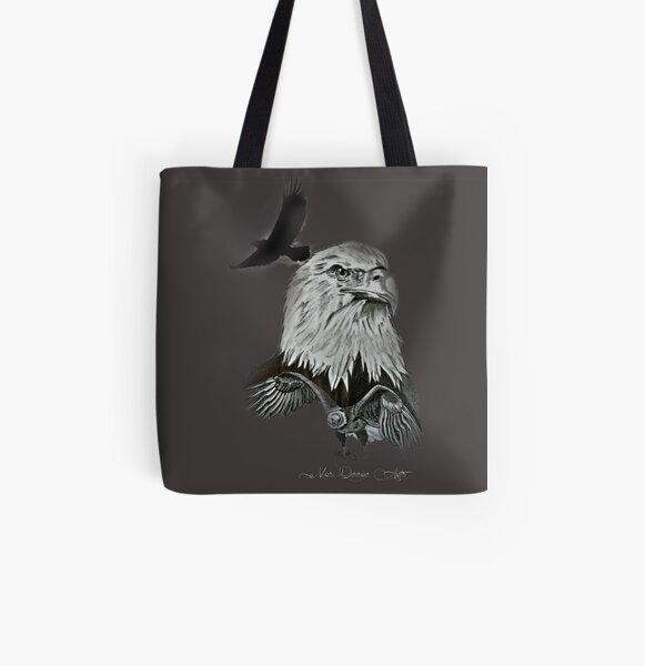 Adler Allover-Print Tote Bag