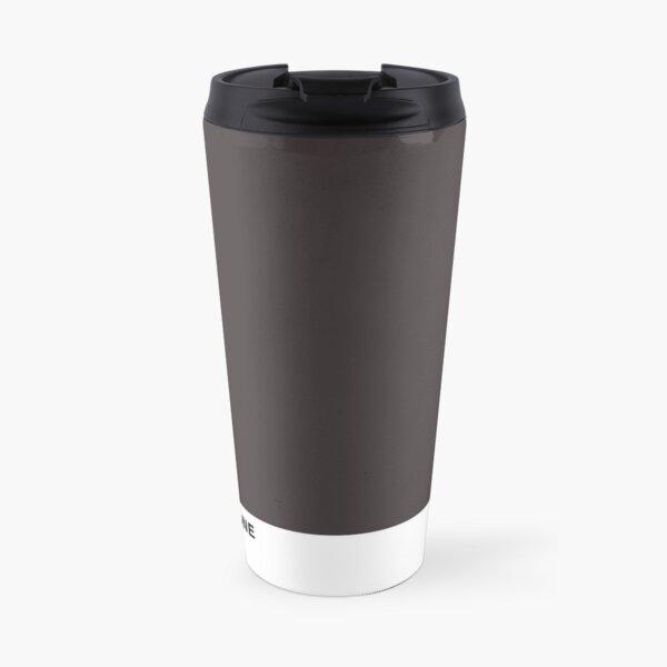 Black Coffee Pantone Travel Mug