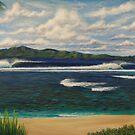 Restaurants, Fiji by Clark Takashima