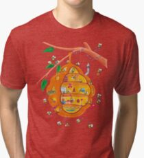 Buzzy Bee Tri-blend T-Shirt