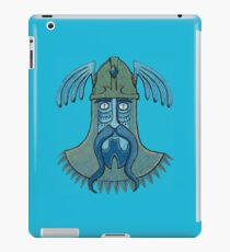 Celtic warrior iPad Case/Skin