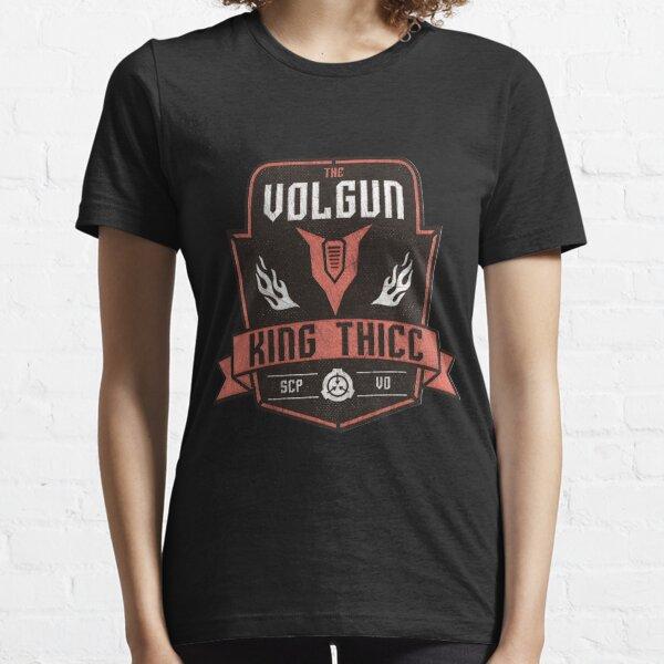 TheVolgun - King Thicc Essential T-Shirt