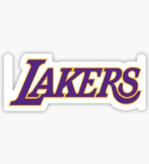 Lakers Nation Sticker