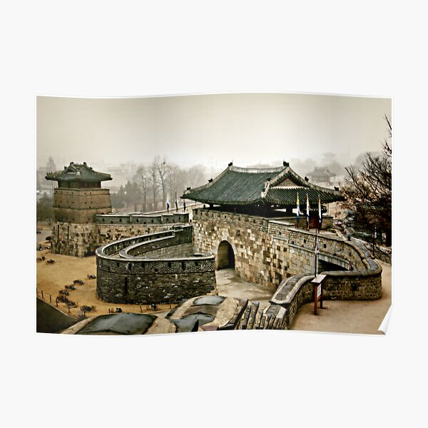 Old Fort Poster