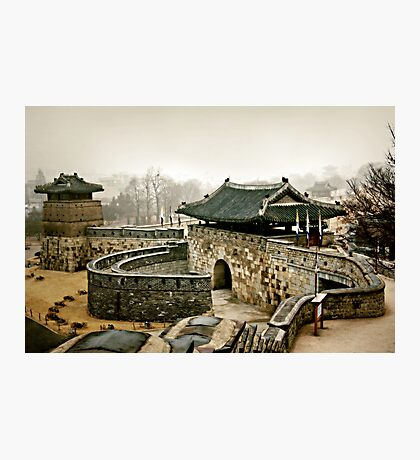 Old Fort Photographic Print