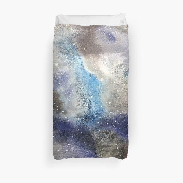 Space Exploration Duvet Cover