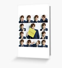 Happy Birthday Kookie ! Greeting Card