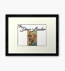 The Dear Leader Framed Print