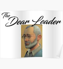The Dear Leader Poster