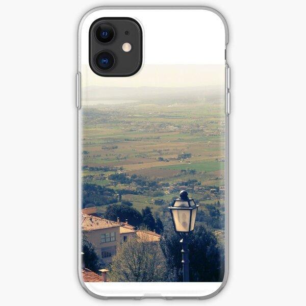 Cortona. Italy. Tuscany iPhone Soft Case